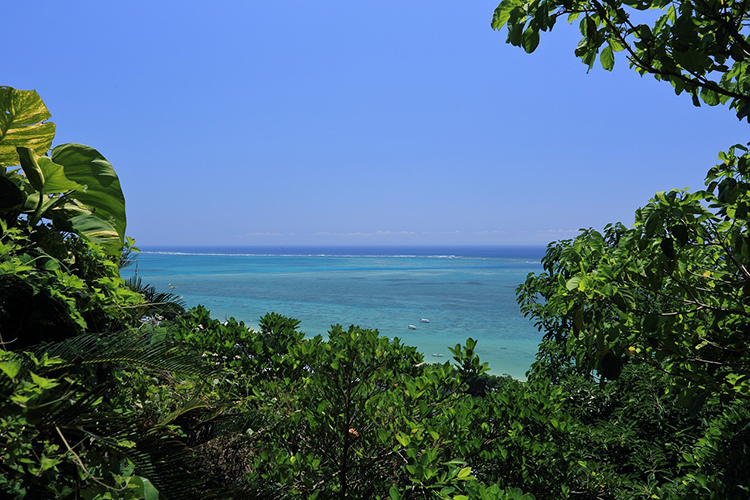 Okinawa prefecture in Japan